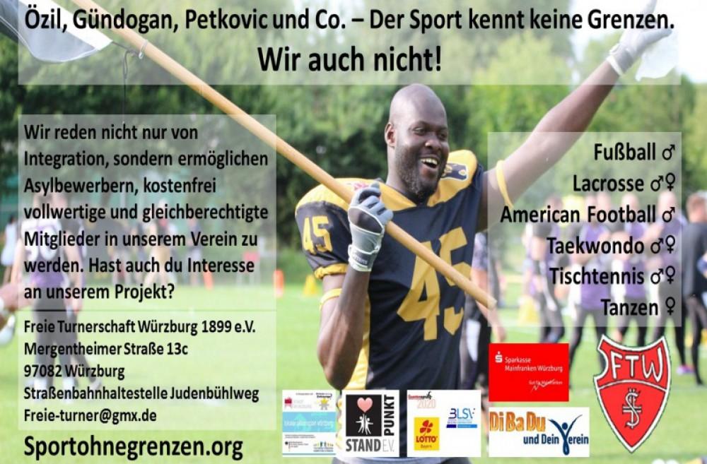 Sport ohne Grenzen
